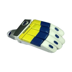 Zipper Cotton Soft Cricket Batting Gloves, Size: Medium