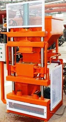 Block Making Machine - Interlocking Block Making Machine Exporter