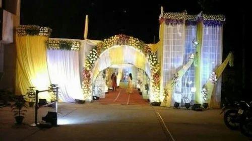 Marriage garden flower decoration service wedding gate service wedding gate junglespirit Image collections
