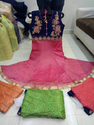 Embroidery Works Suits
