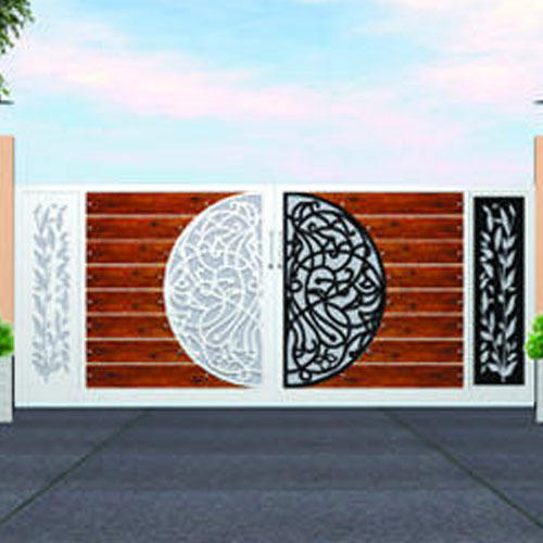 Home Design Gate Ideas: Contemporary Gates Manufacturer From Chennai