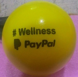 Stress Ball with Brand