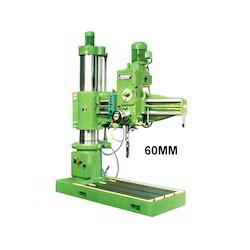 60mm All Geared Radial Drill Machine