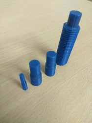 Threaded Rubber Plugs