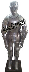 Decorative Metal Full Body Armour Set