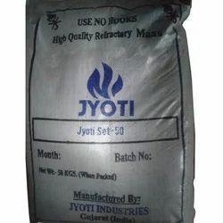 Jyoti Set 50 High Alumina Refractory Mortar