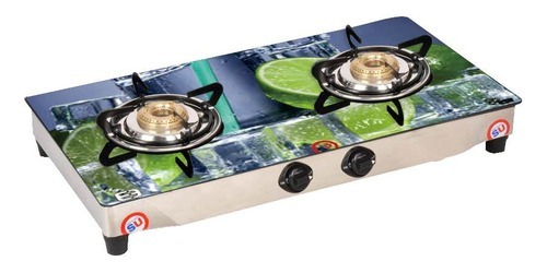 2 Burner Glass Top Cook Top