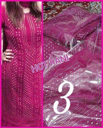 4200438df5 Wedding And Party Wear Chiffon Original Pakistani R Mukaish Dress ...