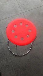 Designer Steel Stool