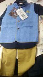 Boys Fancy Pant Shirt