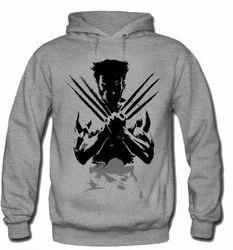 Printed Full Sleeves Men' s Sweatshirts