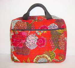 Kantha Laptop Bags
