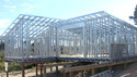Insulated Forged Light Guage Steel Framing Solution