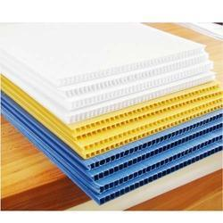 Corrugated Polypropylene Sheet