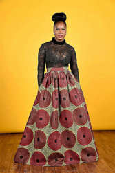 764b214262 Long Cotton Koko African Print -Maxi Skirt, Rs 500 /piece(s) | ID ...