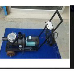 Suction Sweeper Set with Trolley