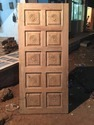 Teak Wood Kharad Door