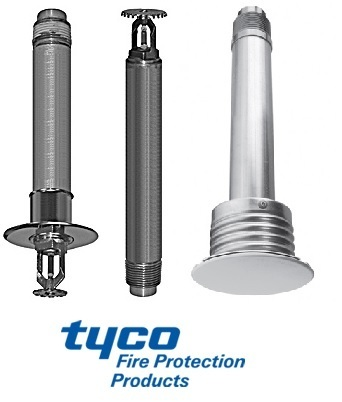 Tyco Dry Sprinkler Ul / Fm Approved