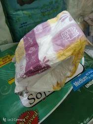 Rash Free Cotton Velcro Baby Diapers