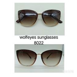 b01cde0cb0 Wolf Eyes Female Sunglass Cateye