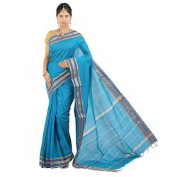 Fancy Cotton Mix Sarees