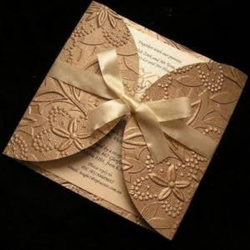 Wedding Cards With Boxes