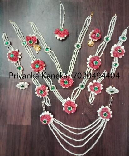 Artificial Flower Jewellery At Rs 2200 Piece Kasba Peth Pune