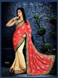 Half Designer Sarees