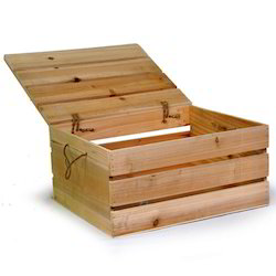 Pinewood Customized Wooden Crates
