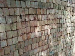 SBI and GBI 9*3*4 Square Rad Mud Bricks
