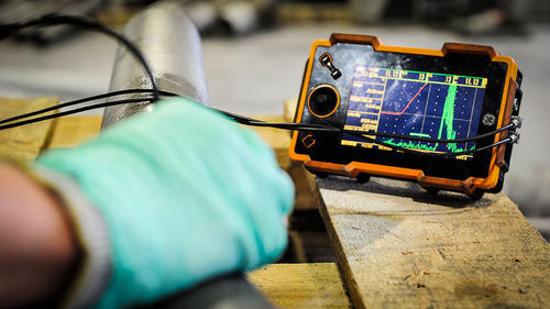 Non Destructive Testing Services In Faridabad Ang