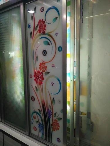 Balcony Glass Door Bedroom Mirror Wholesale Trader From Mumbai