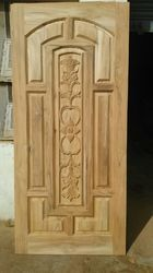 Teak Wood Doors & Balaji Traders - Manufacturer of French Window \u0026 Door Frames from ...