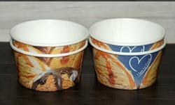 100ml Paper Ice Cream Cup