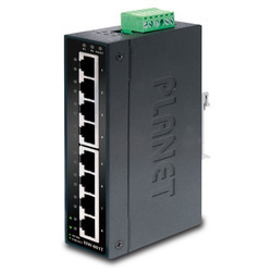 Industrial 8 Port Fast Ethernet Switch