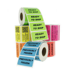 Customized Printed Labels