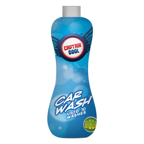 Captain Cool Car Washing Liquid