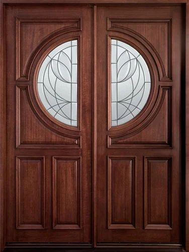 Designer Double Door