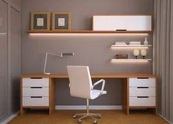 Study Room Interior Designing