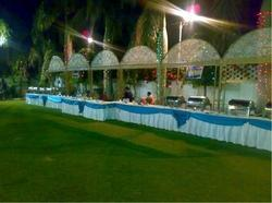 Decorative Tent Service