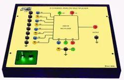 8 Channel Analog Multiplexer