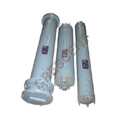 IR Aluminium Shell and Tube Heat Exchangers, For Industrial