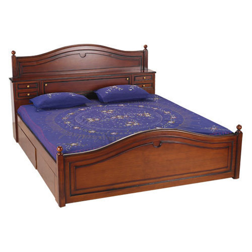 Teak Wood Double Bed At Rs 27000 Piece Wooden Bed Ace Wood