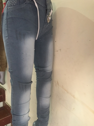 Girls Fit Jeans