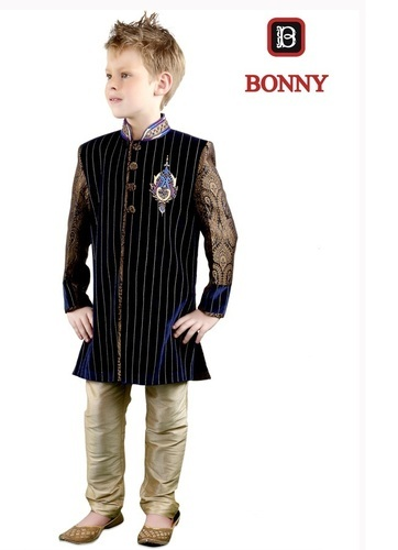 Bonny Boys Indo Western Suits, From 4 To 15 Years