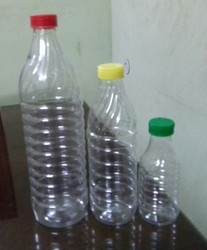 Mustard Oil Pet Bottle