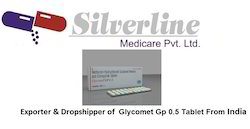 Glycomet Gp 0.5 Tablet