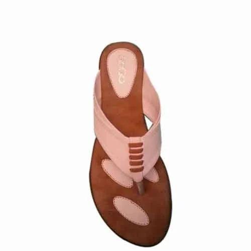 dc7b13da9e49 Party Wear Flat PU Sole Slippers at Rs 320  pair