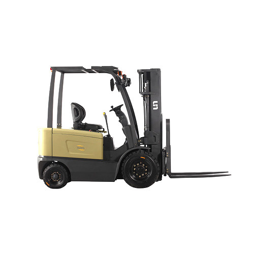 4 Wheel Electric Forklift at Rs 900000/piece | Electric Forklift | ID:  13269690348