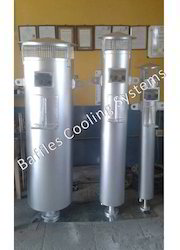 Natural Gas Vent Silencer
